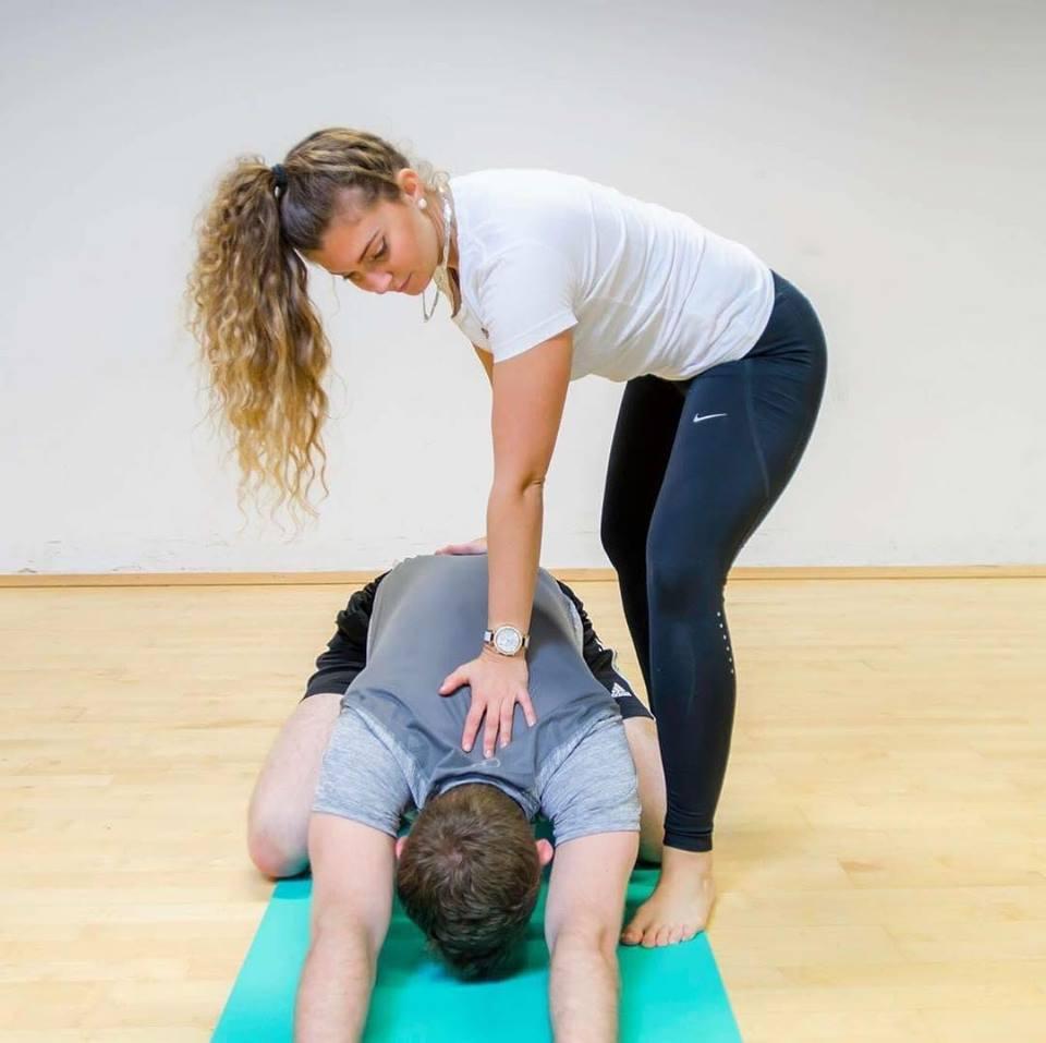Kasia Ferenczuk Yoga Pilates