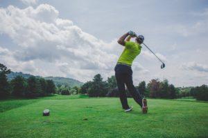 born to move golf