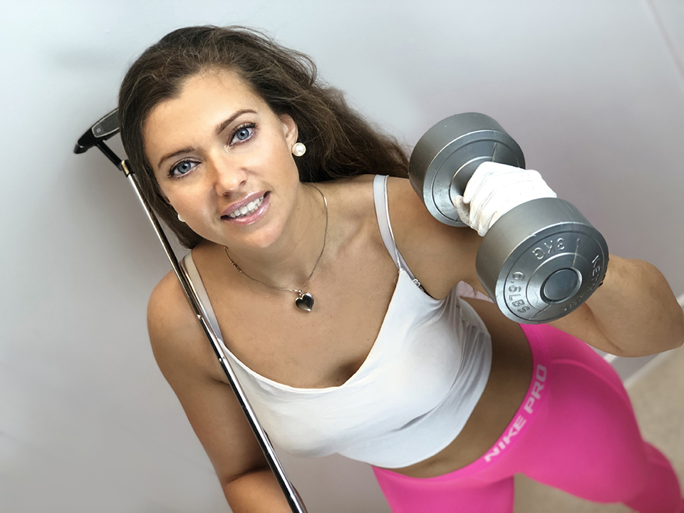 Kasia Ferenczuk TITLEIST PERFORMANCE INSTITUTE CERTIFICATED EXPERT (TPI) Yoga Golf Pilates Fitness Ireland Galway