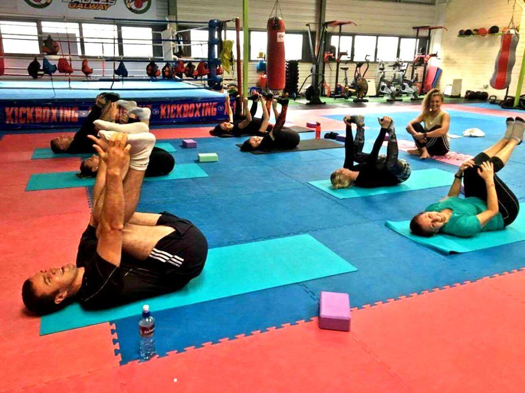 born to move Yoga Kasia Pilates
