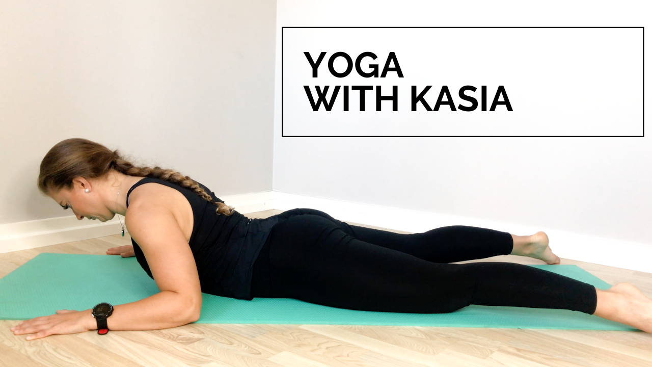 yoga by kasia online